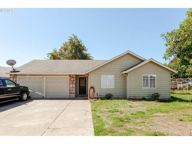 1658 21ST St, Springfield, OR 97477 (MLS #21266159) :: Duncan Real Estate Group