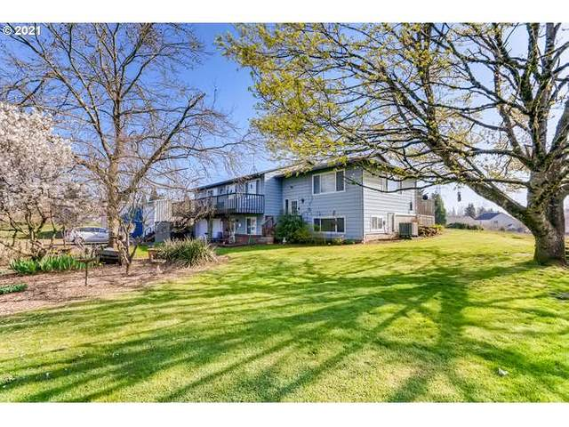 19802 Central Point Rd, Oregon City, OR 97045 (MLS #21266289) :: Fox Real Estate Group