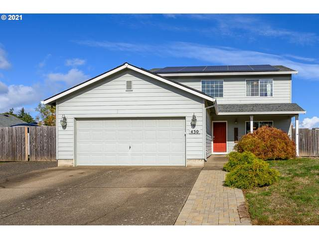 430 E Washington St, Carlton, OR 97111 (MLS #21266404) :: Fox Real Estate Group