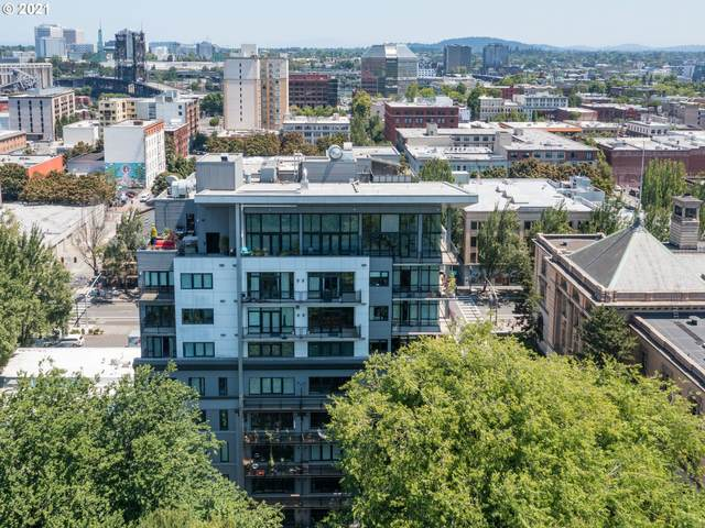 300 NW 8TH Ave #305, Portland, OR 97209 (MLS #21266441) :: The Liu Group