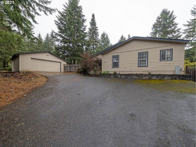 1324 Roseview Ct, Vernonia, OR 97064 (MLS #21266795) :: Real Tour Property Group