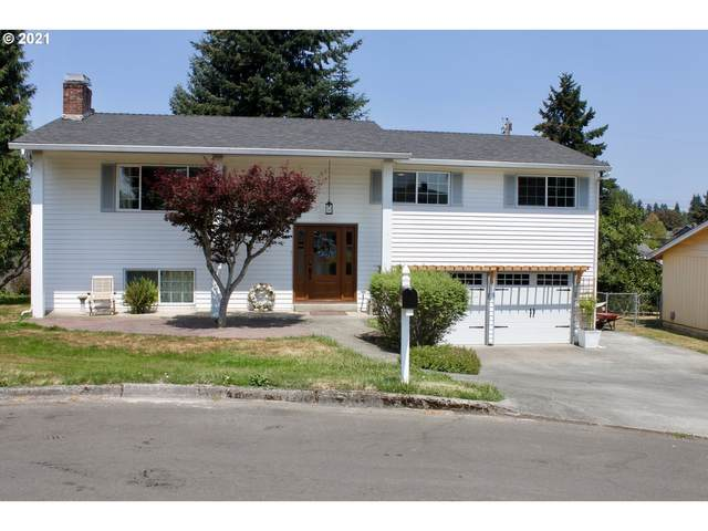 2214 NE 89TH St, Vancouver, WA 98665 (MLS #21266828) :: Real Estate by Wesley