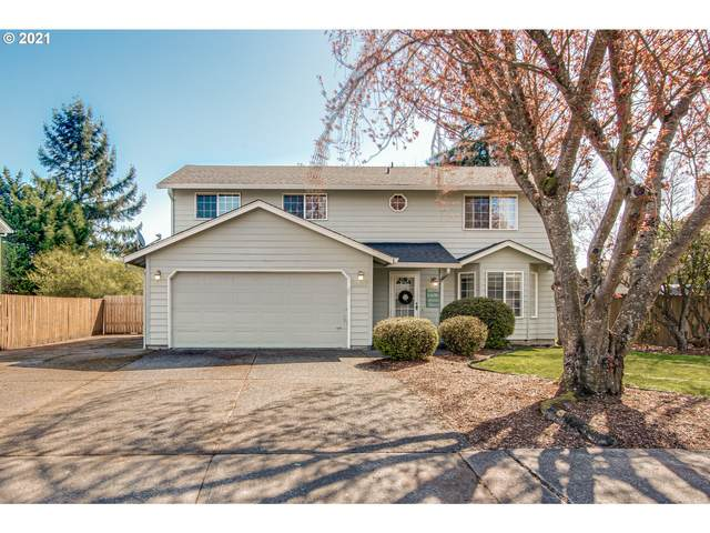 3507 NE 154TH Ave, Vancouver, WA 98682 (MLS #21266987) :: Fox Real Estate Group