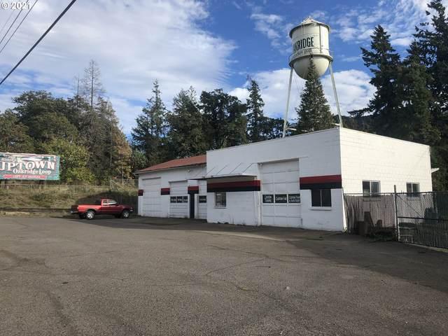 47884 Hwy 58 Hwy, Oakridge, OR 97463 (MLS #21267068) :: Song Real Estate