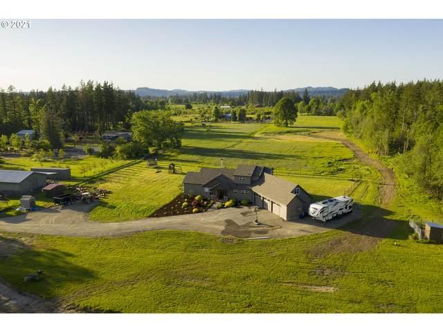 17480 S Eaden Rd, Oregon City, OR 97045 (MLS #21267103) :: Lux Properties