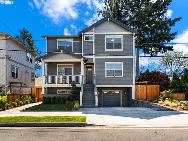 7364 NE Oregon St, Portland, OR 97213 (MLS #21267425) :: Stellar Realty Northwest