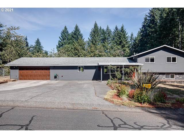 22255 SE Ridgeview Dr, Damascus, OR 97089 (MLS #21267641) :: Townsend Jarvis Group Real Estate