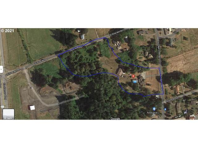 30203 SE Eagle Creek Rd, Estacada, OR 97023 (MLS #21267877) :: Cano Real Estate