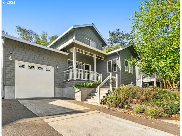 2501 NE 27TH Dr, Lincoln City, OR 97367 (MLS #21267918) :: Change Realty