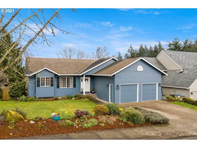 23900 SW Scott Ridge Ter, Sherwood, OR 97140 (MLS #21267941) :: Fox Real Estate Group