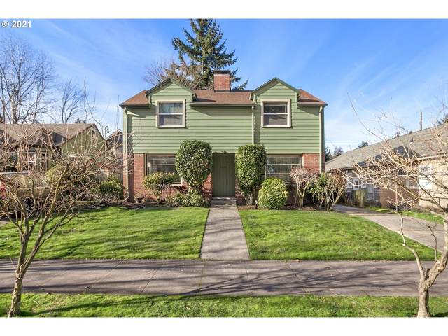 6225 N Albina Ave, Portland, OR 97217 (MLS #21268285) :: Next Home Realty Connection