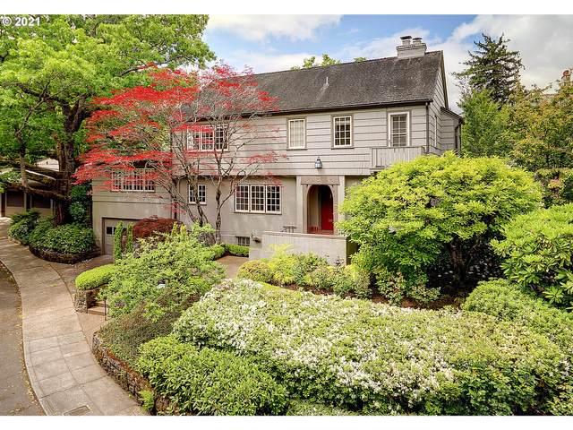 3416 SW Brentwood Dr, Portland, OR 97201 (MLS #21268287) :: Reuben Bray Homes