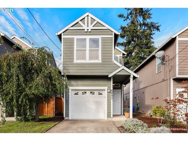 8805 N Burrage Ave, Portland, OR 97217 (MLS #21268361) :: Oregon Farm & Home Brokers