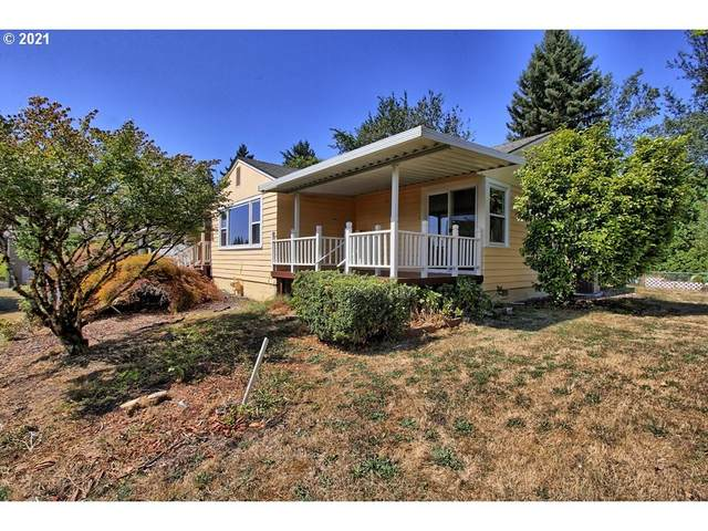 200 NE 106TH St, Vancouver, WA 98685 (MLS #21268777) :: The Pacific Group