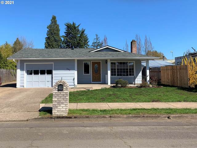 369 S 44TH St, Springfield, OR 97478 (MLS #21269278) :: Song Real Estate