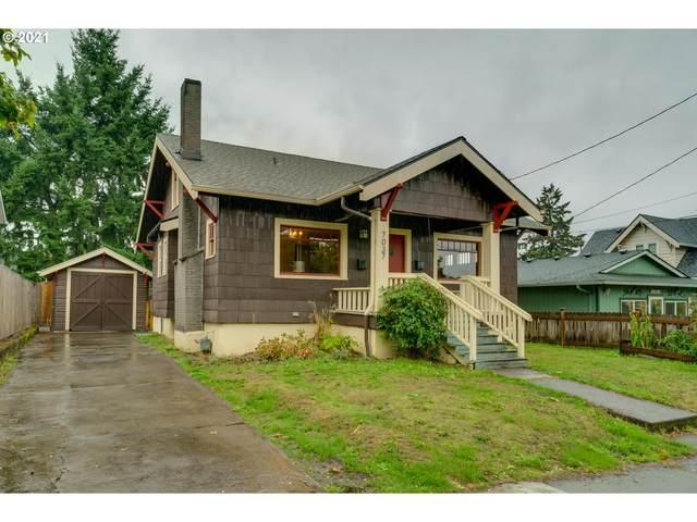 7037 NE Cleveland Ave, Portland, OR 97211 (MLS #21269367) :: Real Estate by Wesley