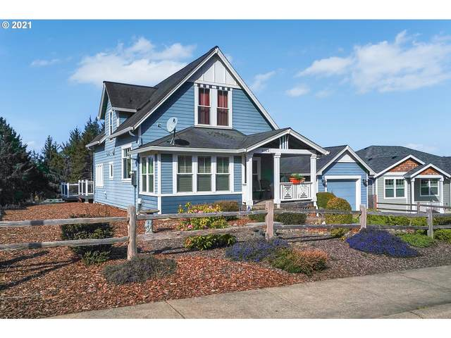 4183 SE Jetty Ave, Lincoln City, OR 97367 (MLS #21269421) :: Brantley Christianson Real Estate