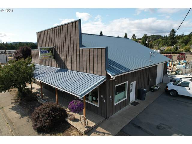 815 Applegate St, Philomath, OR 97370 (MLS #21269482) :: Townsend Jarvis Group Real Estate