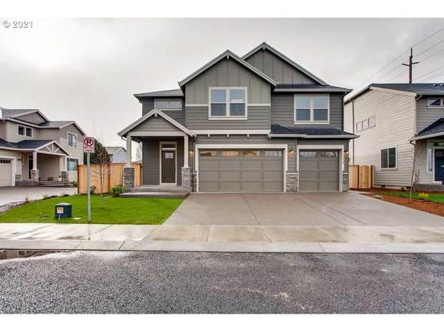 1473 NE 17th Ave, Canby, OR 97013 (MLS #21269523) :: Premiere Property Group LLC