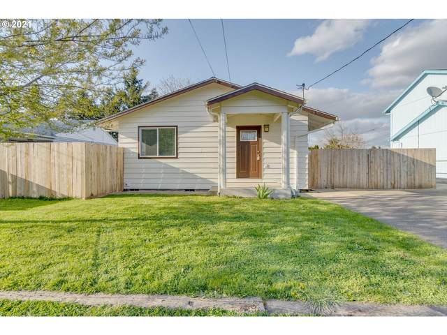 6437 SE Clatsop St, Portland, OR 97206 (MLS #21269596) :: The Pacific Group