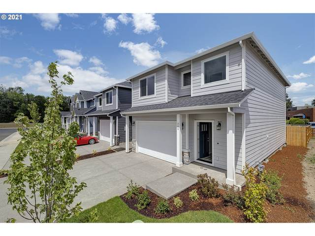 45 Shore Dr, St. Helens, OR 97051 (MLS #21269972) :: Gustavo Group