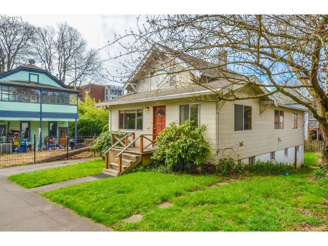 411 SE 30TH Pl, Portland, OR 97214 (MLS #21270136) :: Next Home Realty Connection