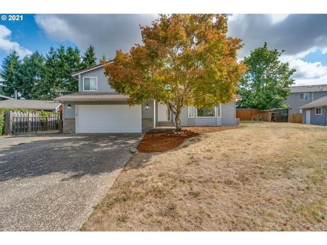 14235 Canyon Ridge Cir, Oregon City, OR 97045 (MLS #21270433) :: Beach Loop Realty