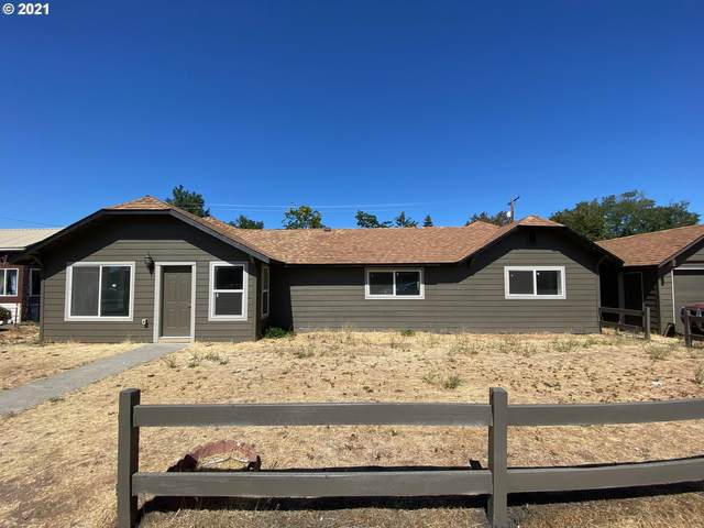 415 W Burgen, Goldendale, WA 98620 (MLS #21271003) :: Next Home Realty Connection