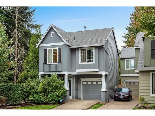 977 SE Marinette Ave, Hillsboro, OR 97123 (MLS #21271176) :: Fox Real Estate Group