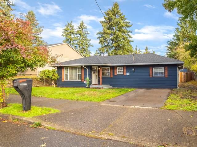 11737 SE Pine St, Portland, OR 97216 (MLS #21271357) :: Fox Real Estate Group