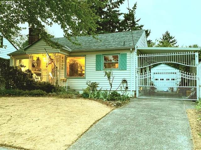 1315 NE 78TH Ave, Portland, OR 97213 (MLS #21271377) :: The Haas Real Estate Team