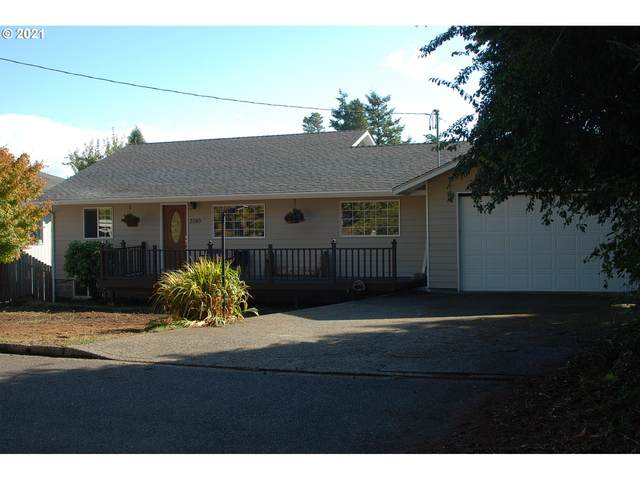 3580 Lindberg Ave, Coos Bay, OR 97420 (MLS #21271403) :: Premiere Property Group LLC