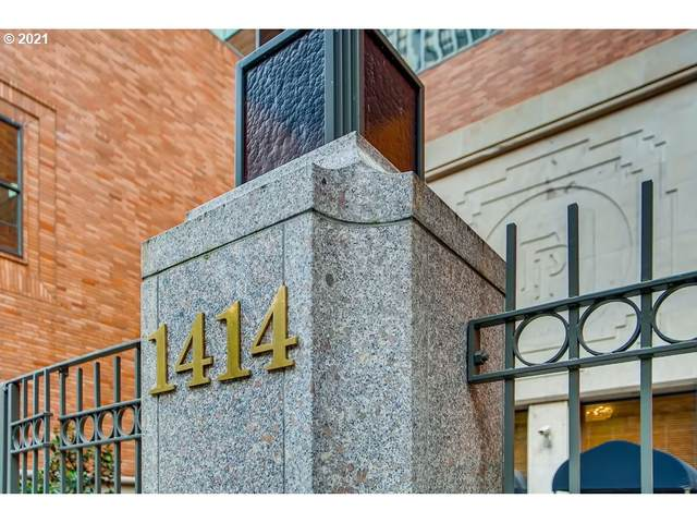 1414 SW 3RD Ave #2702, Portland, OR 97201 (MLS #21271450) :: Townsend Jarvis Group Real Estate