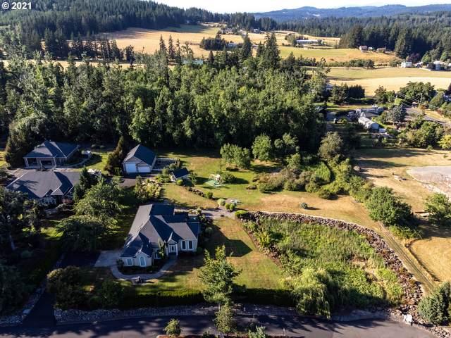 18281 S Brookstone Dr, Oregon City, OR 97045 (MLS #21271802) :: Beach Loop Realty