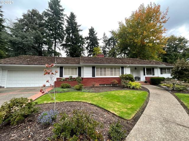 10115 SW Hawthorne Ln, Portland, OR 97225 (MLS #21271858) :: Next Home Realty Connection