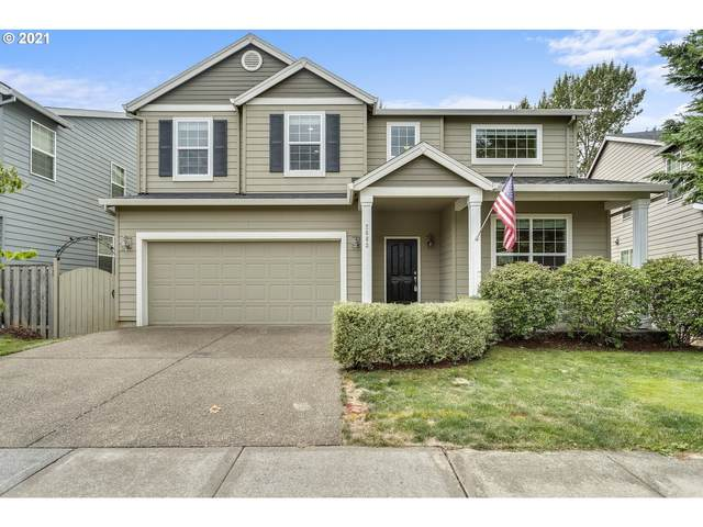 2683 SE Rosefinch Dr, Gresham, OR 97080 (MLS #21272025) :: Cano Real Estate