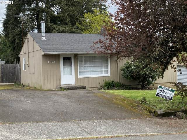 134 SE 124TH Ave, Portland, OR 97233 (MLS #21272162) :: Next Home Realty Connection
