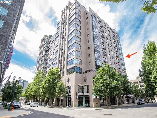 333 NW 9TH Ave #815, Portland, OR 97209 (MLS #21272205) :: Lux Properties
