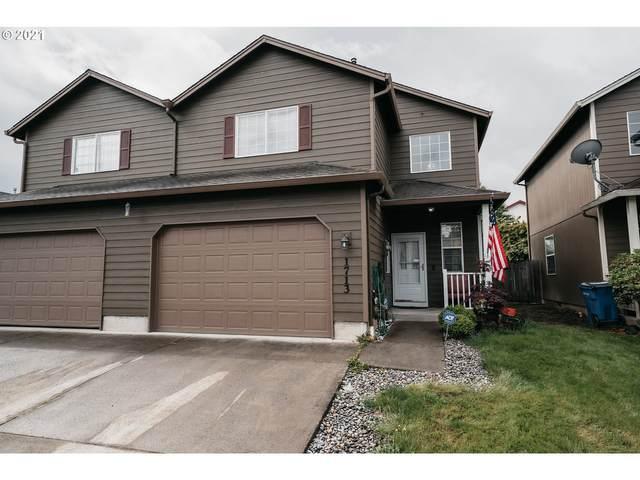 1713 NE 156TH St, Vancouver, WA 98686 (MLS #21272235) :: Fox Real Estate Group