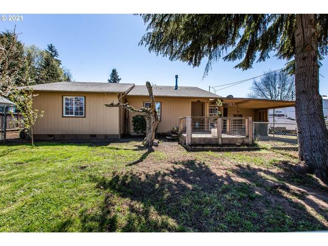 3783 Oregon Ave, Springfield, OR 97478 (MLS #21272272) :: The Haas Real Estate Team