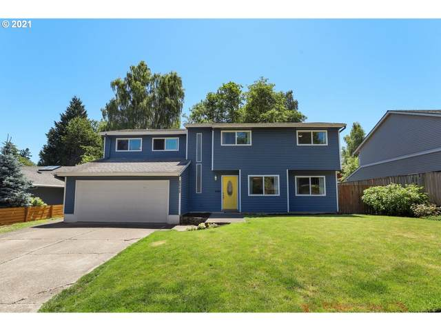 8640 SW Greensward Ln, Tigard, OR 97224 (MLS #21273099) :: Next Home Realty Connection
