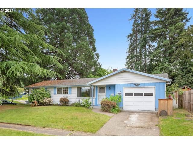12150 SW 13TH St, Beaverton, OR 97005 (MLS #21273100) :: McKillion Real Estate Group