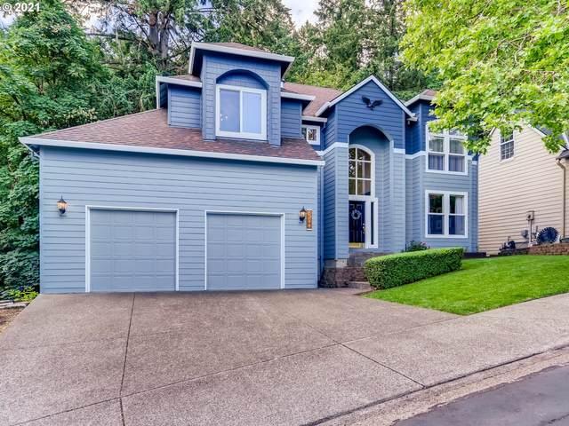 8244 SW 171ST Pl, Beaverton, OR 97007 (MLS #21273357) :: Fox Real Estate Group