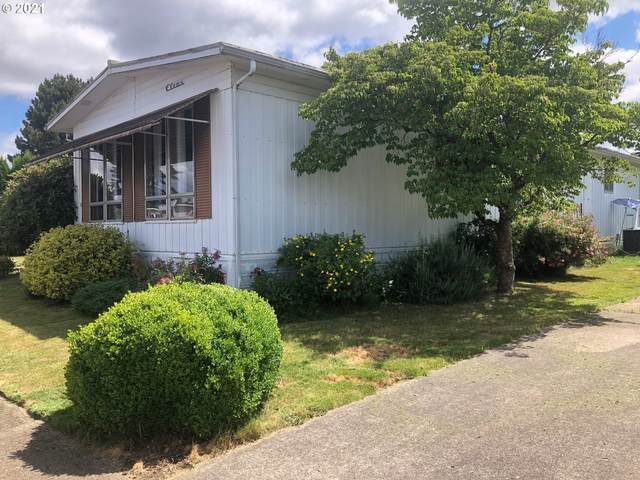 2681 SE River Rd #49, Hillsboro, OR 97123 (MLS #21273382) :: Next Home Realty Connection