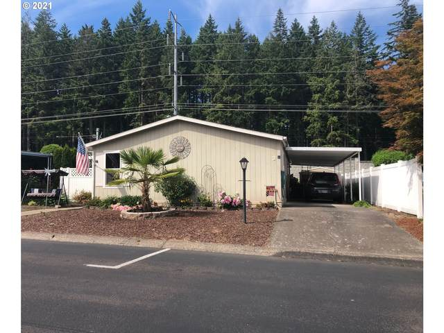 100 SW 195th Ave. #3, Beaverton, OR 97006 (MLS #21273458) :: Premiere Property Group LLC