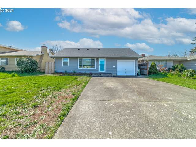 945 Olympic St, Springfield, OR 97477 (MLS #21273609) :: Song Real Estate