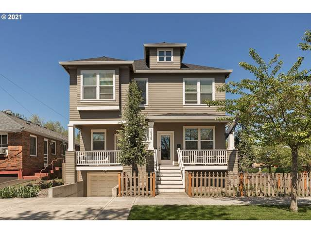 1575 NE Jarrett St, Portland, OR 97211 (MLS #21274012) :: Premiere Property Group LLC