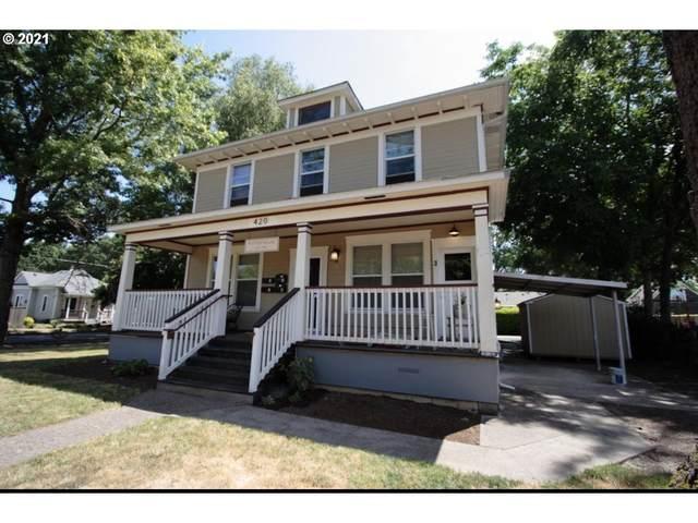 420 20TH ST SE, Salem, OR 97301 (MLS #21274031) :: Tim Shannon Realty, Inc.