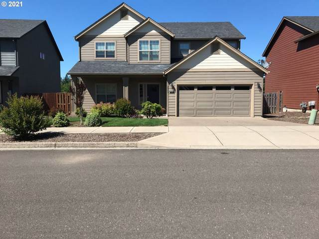 2893 Hidden Meadow Dr, Mcminnville, OR 97128 (MLS #21274097) :: Premiere Property Group LLC