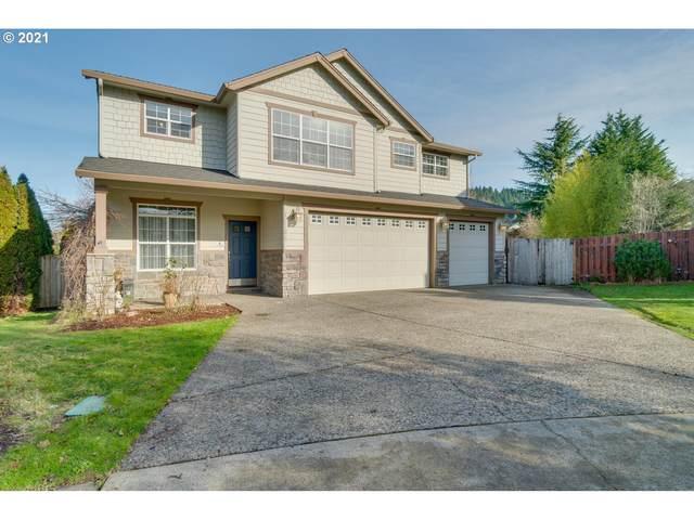 10788 SE Alexander Dr, Happy Valley, OR 97086 (MLS #21274166) :: Lux Properties